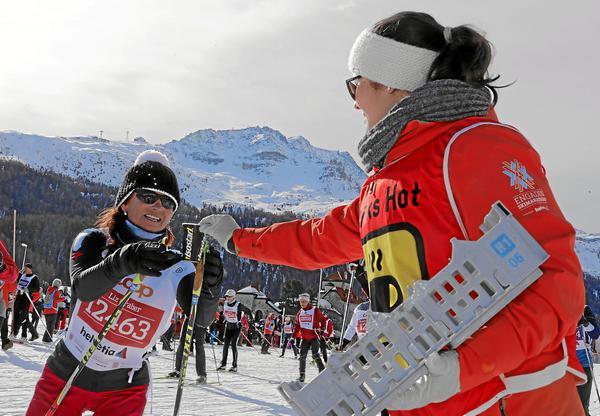 skimarathon