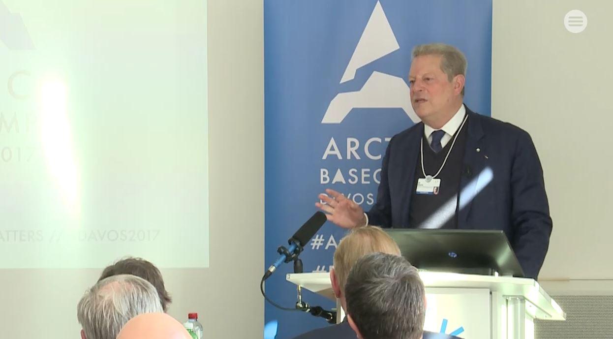 Al Gore  «Das haben schon Generationen vor uns gemerkt»