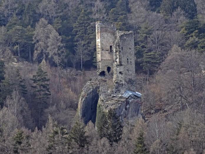 1,75 Millionen Franken für Burgruine Haldenstein