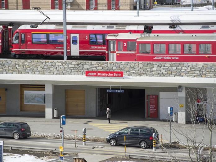 Die RhB macht klare Ansagen - aber zuerst auf Deutsch