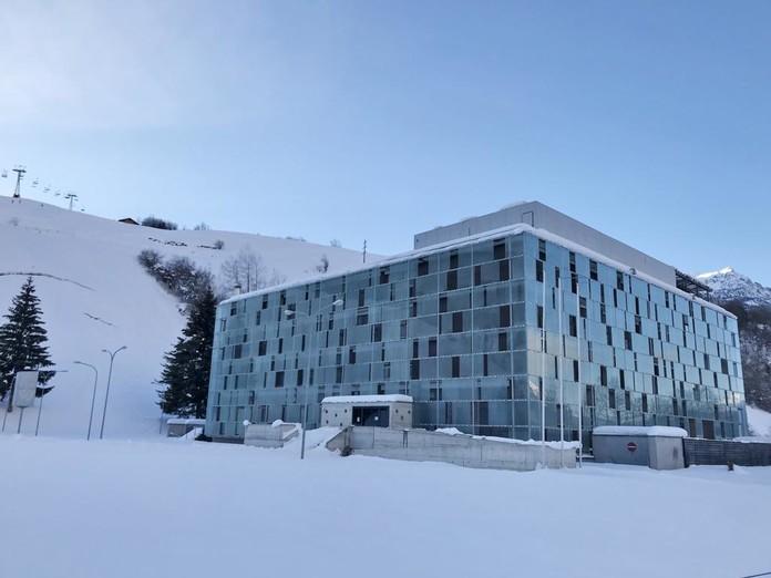 Die «Cube»-Türen bleiben wohl den zweiten Winter geschlossen