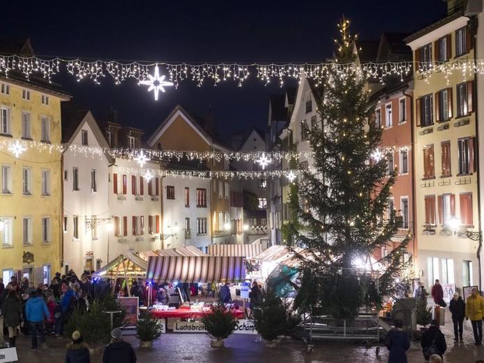 An diesen Orten wirds bald richtig weihnachtlich