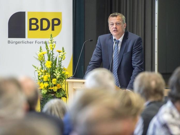 Landolt: «Ein starkes Signal für weniger Parteipolitik»