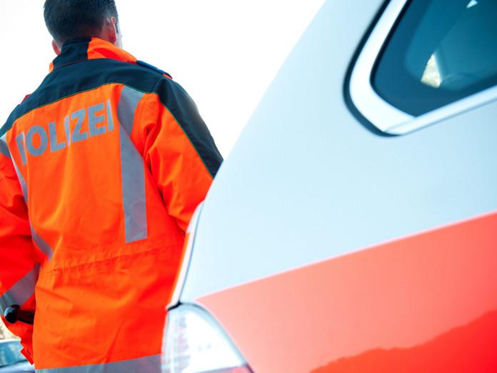 Drei beschädigte Autos in Chur