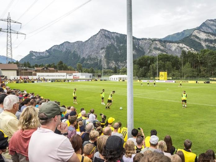 Sommer, Schär und Xhaka kommen in die Südostschweiz