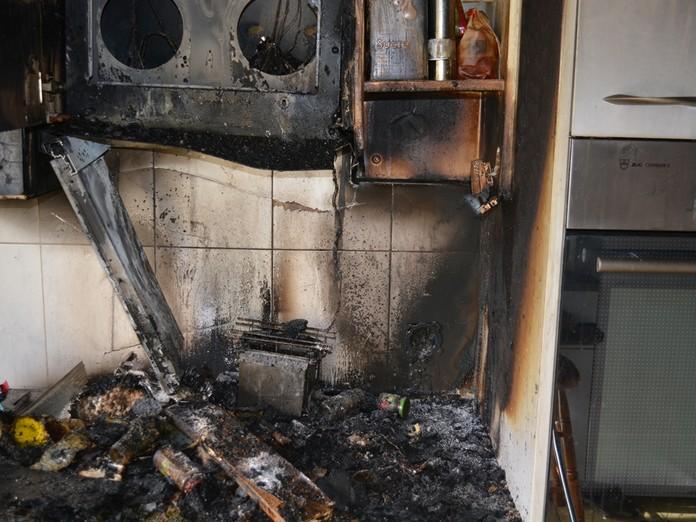 Wohnungsbrand fordert zwei vierbeinige Opfer