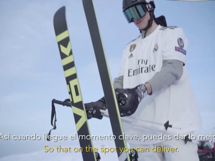 Real Madrid (!) hat eine Andri-Ragettli-Story veröffentlicht