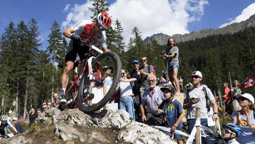 SWITZERLAND MOUNTAINBIKE WORLD CHAMPIONSHIPS