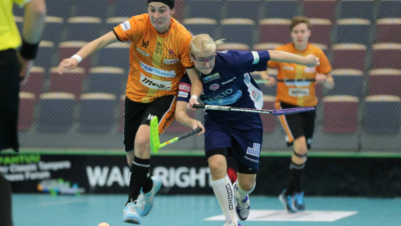 Floorball Champions Cup 2013 in Tampere (Finnland) vom 02.-06.10