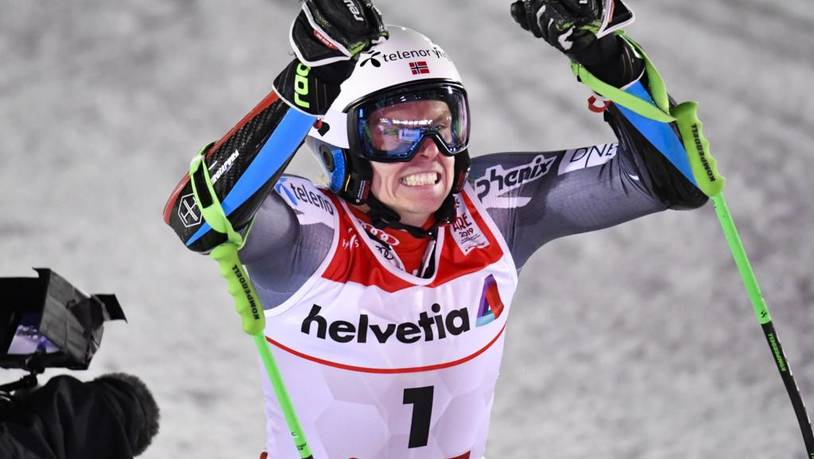 SWEDEN ALPINE SKIING WORLD CHAMPIONSHIPS