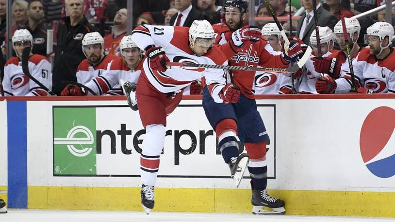 Hurricanes Capitals Hockey
