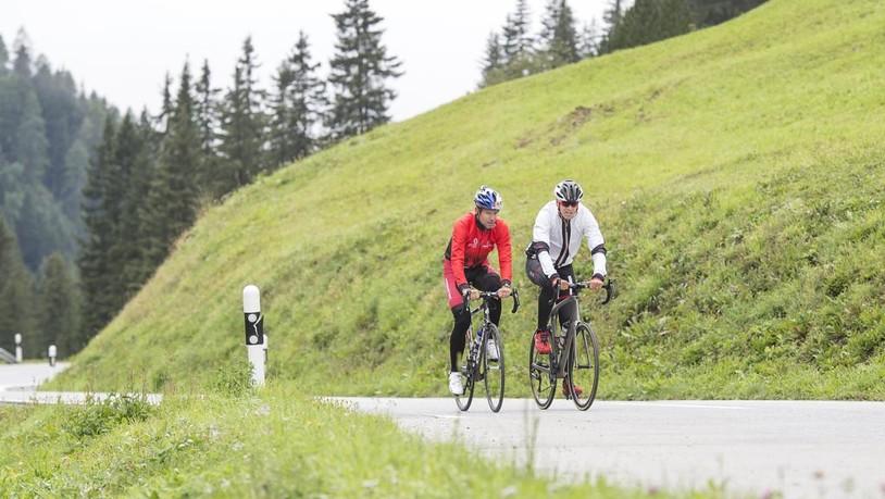 Der höchstgelegene Triathlon der Alpen