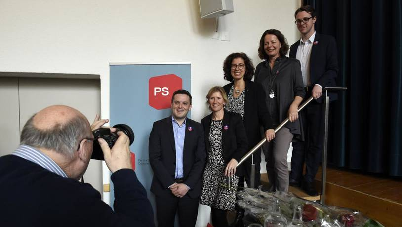 SP Nominationsparteitag