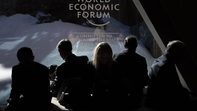 SWITZERLAND WEF WORLD ECONOMIC FORUM WEF 2020