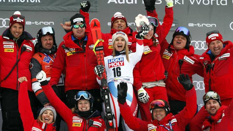 RUSSIA ALPINE SKIING WORLD CUP