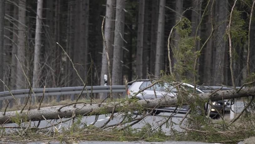 Sturm In Hessen Heute