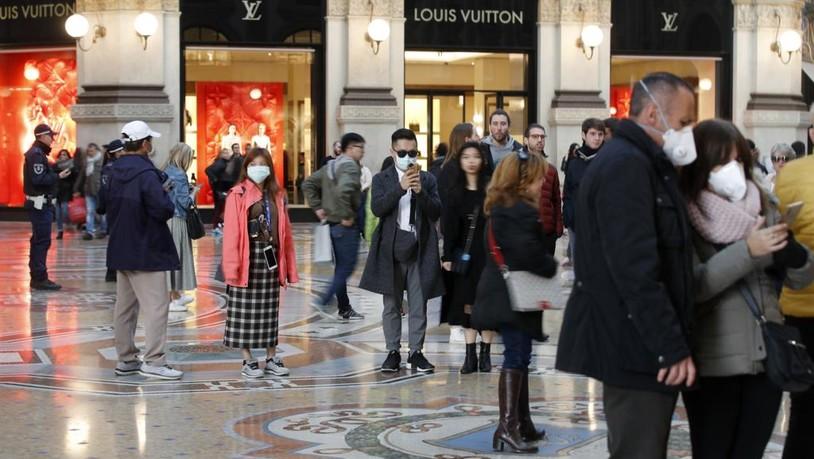 Noch rollt keine Corona-Virus-Welle aus Italien auf die Schweiz zu