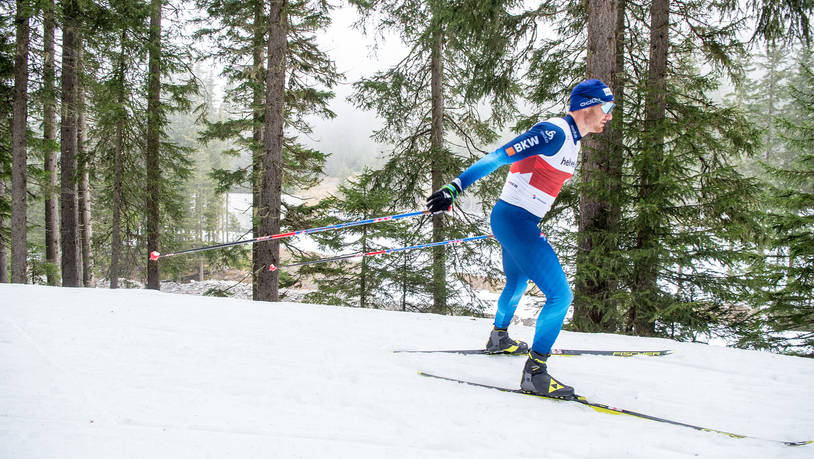 Nordic Langlauf Training