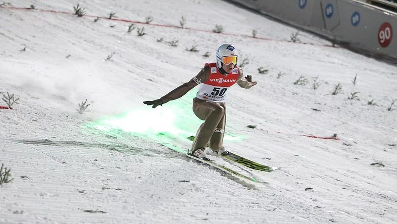 Skispringer Polen