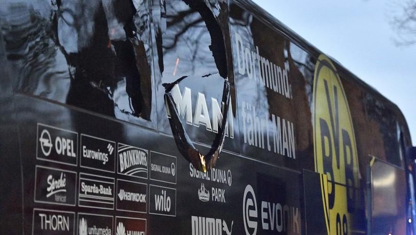 Anschlag Borussia Dortmund