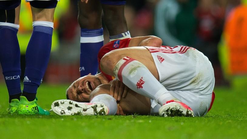Verletzung Ibrahimovic