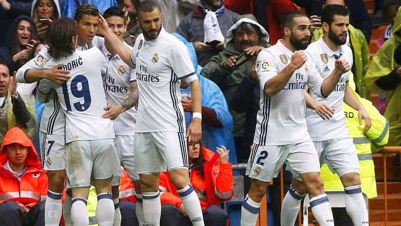 Real Madrid Gegen Valencia