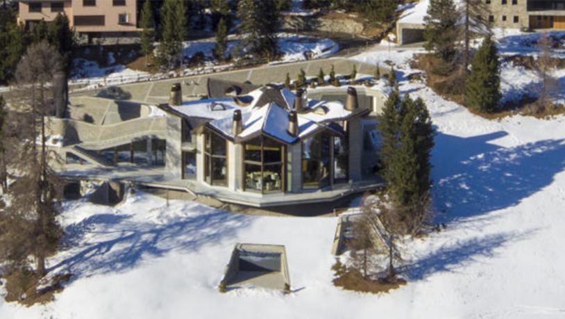 Teuerste villa der welt 12 milliarden  Diese Bündner könnten sich die 180-Millionen-Villa leisten ...