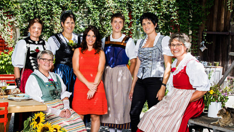 Landfrauenküche Staffel 9