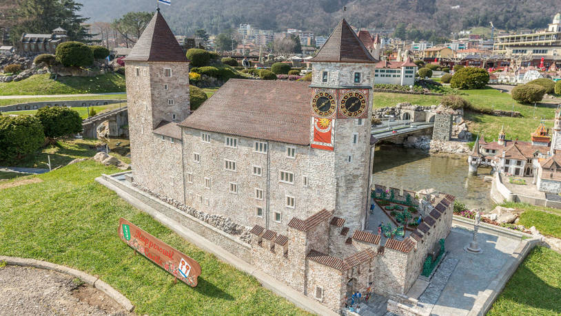 Schloss Tessin