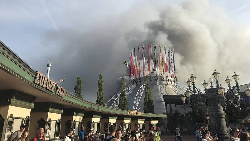 Feuer Europapark