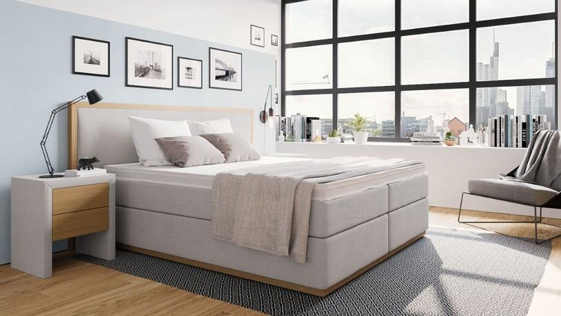 boxspringbett kaufen darauf sollten sie achten. Black Bedroom Furniture Sets. Home Design Ideas