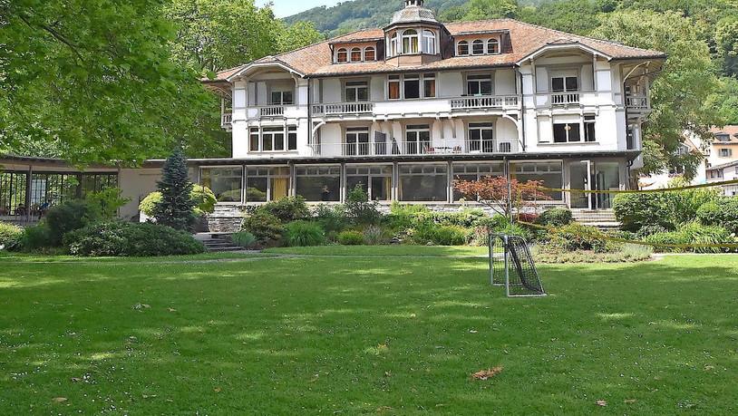 Nachbarn gewinnen Lärmstreit um Haus Mariasee in Weesen