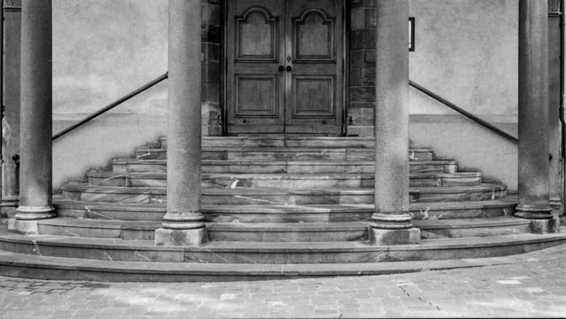 «Drei von Bane»: Altstadtsymmetrie