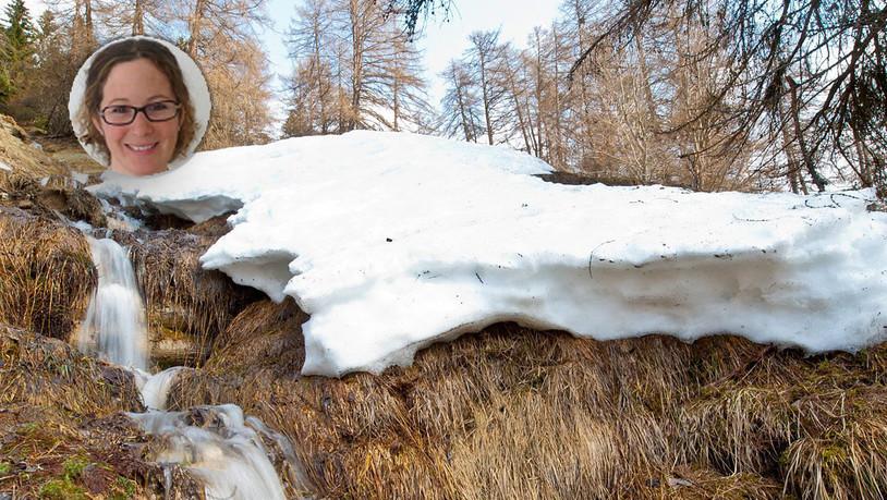 Schneeschmelze bringt kein Hochwasser