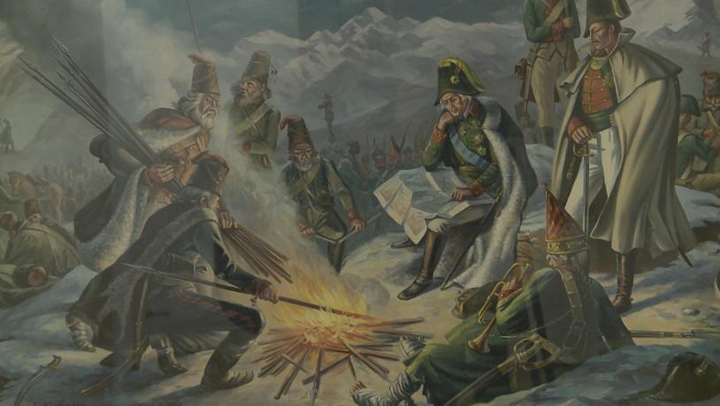 Suworow-Feldzug durchs Glarnerland