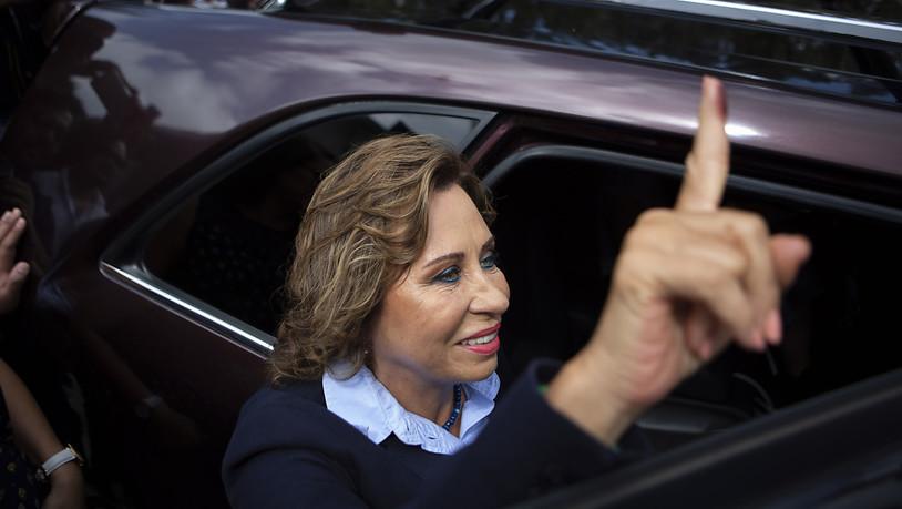 Sozialdemokratin-Torres-f-hrt-bei-Pr-sidentenwahl-in-Guatemala