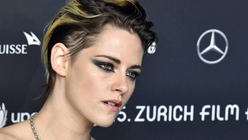 Kristen Stewart am Film Festival in Zürich.