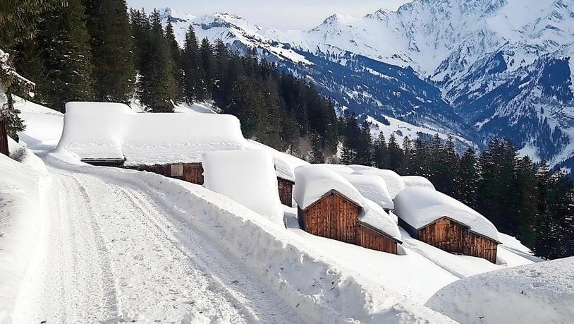 Sportbahnen Elm nehmen einen zweiten Anlauf für Wanderweg - suedostschweiz.ch