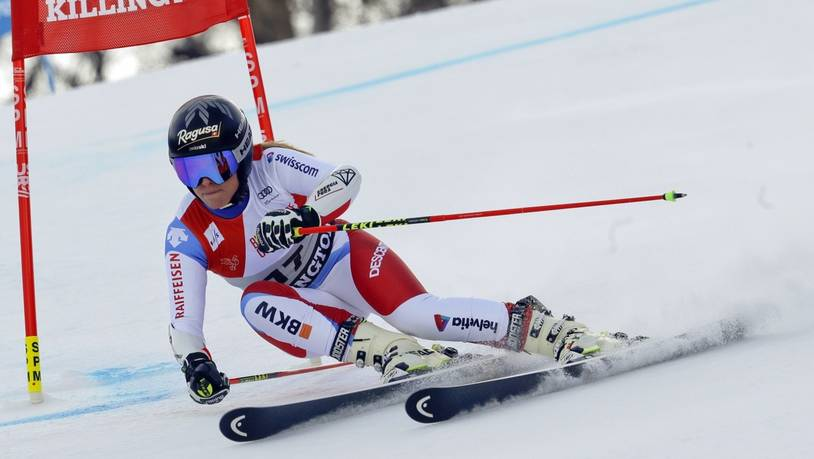 Nur knapp in den Top 20 in Killington: Lara Gut-Behrami