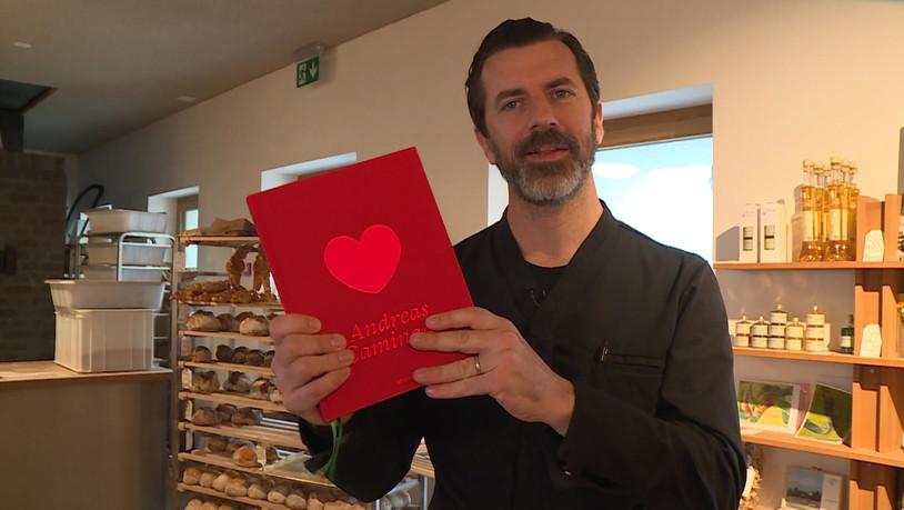 Caminada gibt sein erstes Kochbuch heraus