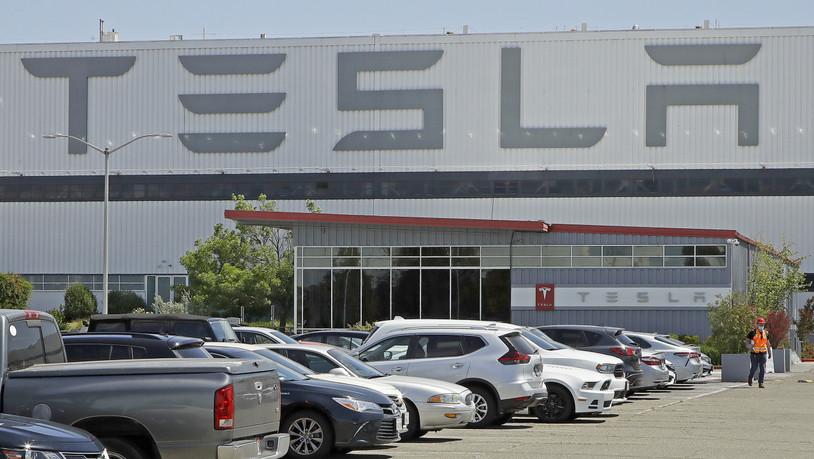 Tesla Aktiensplit