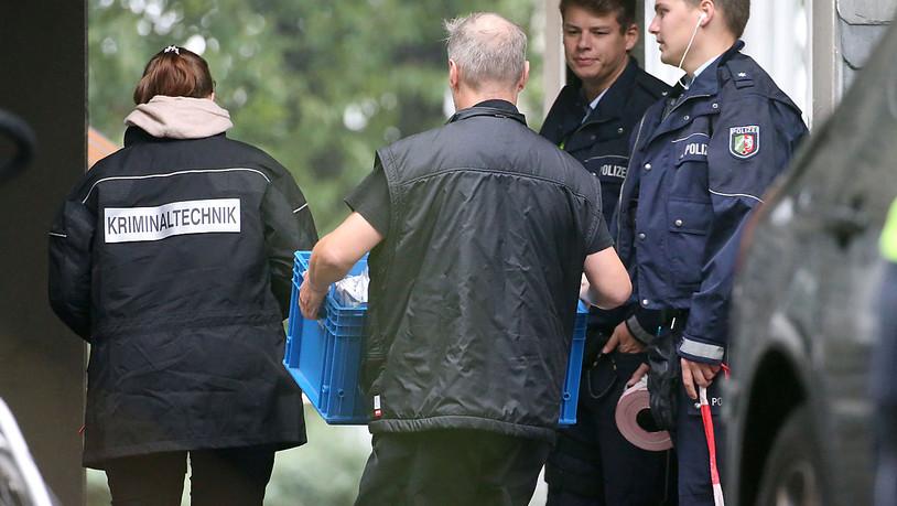 Polizei Solingen Presse