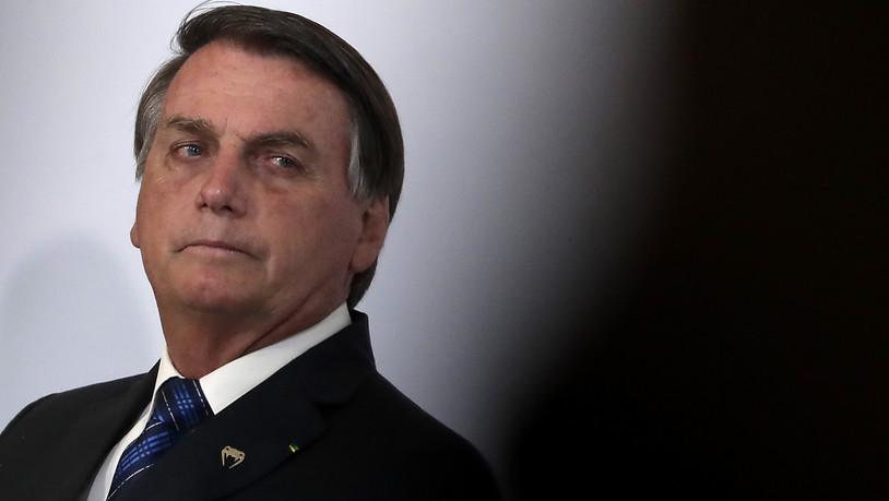 Brasilianischer Präsident
