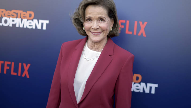 ARCHIV - Jessica Walter, Schauspielerin aus den USA, nimmt an der die LA-Premiere von «Arrested Development» Staffel 5 teil. Foto: Richard Shotwell/Invision/AP/dpa