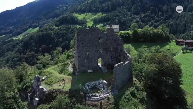 Burgruine Wartenstein wird restauriert