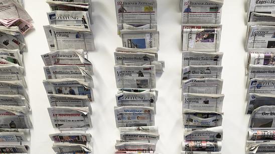 Kommunikationsplattformen im Internet sollen künftig eine Vergütung zahlen müssen, wenn sie journalistische Inhalte zugänglich machen. Das will die Kulturkommission des Ständerates. (Symbolbild)