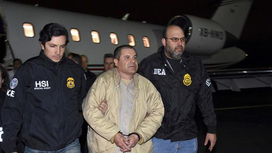 Muss lebenslang hinter Gitter: Der mexikanische Drogenboss Joaquín