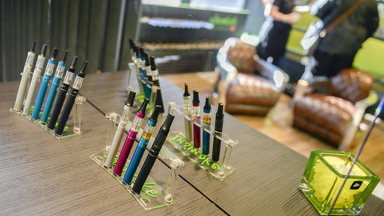 Die US-Regierung plant ein landesweites Verbot von E-Zigaretten mit Aromastoffen. (Symbolbild)