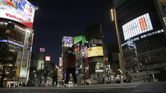 Die japanische Regierung pumpt erneut Milliarden in die Volkswirtschaft des Landes, um aus der aktuellen Flaute herauszukommen. (Symbolbild Shibuya, Tokio)
