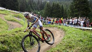 SWITZERLAND MOUNTAINBIKE WORLD CUP LENZERHEIDE